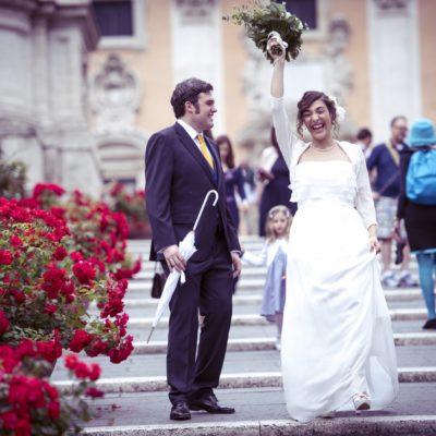 servizio fotografico matrimoniale di Lina e Carlos